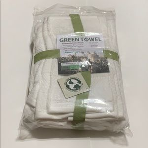 Other - Enova Textile Eco-Friendly Cotton Towel Set